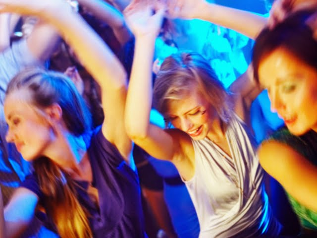 8 45 People At Party Stock Photography Images