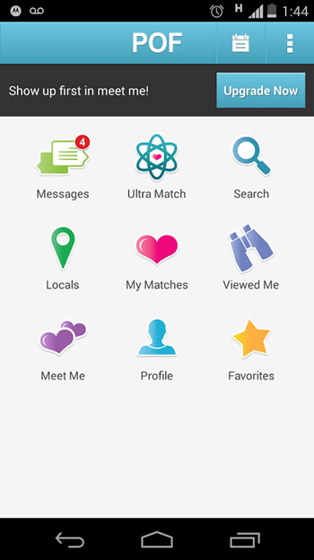 Dating apps for android