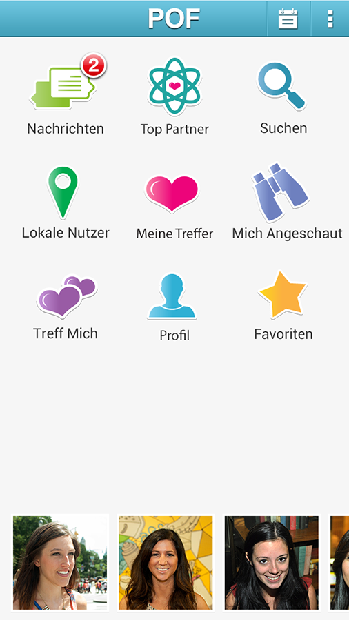 Plenty Of Fish Dating Android App
