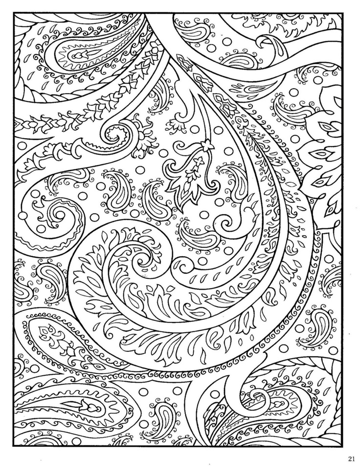 Best Dover Coloring Books For Adults Contemporary - Style and ...