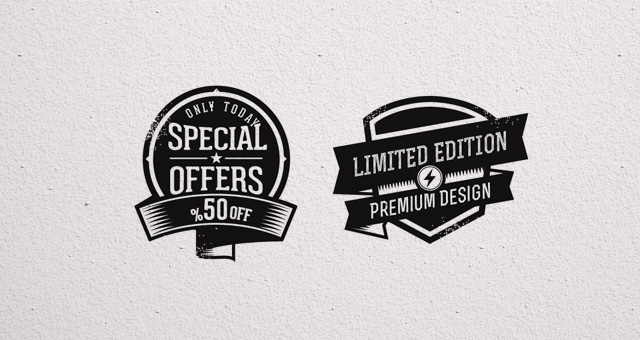 8 Vintage Badge Vector Free Download Images - Free Vintage Vector