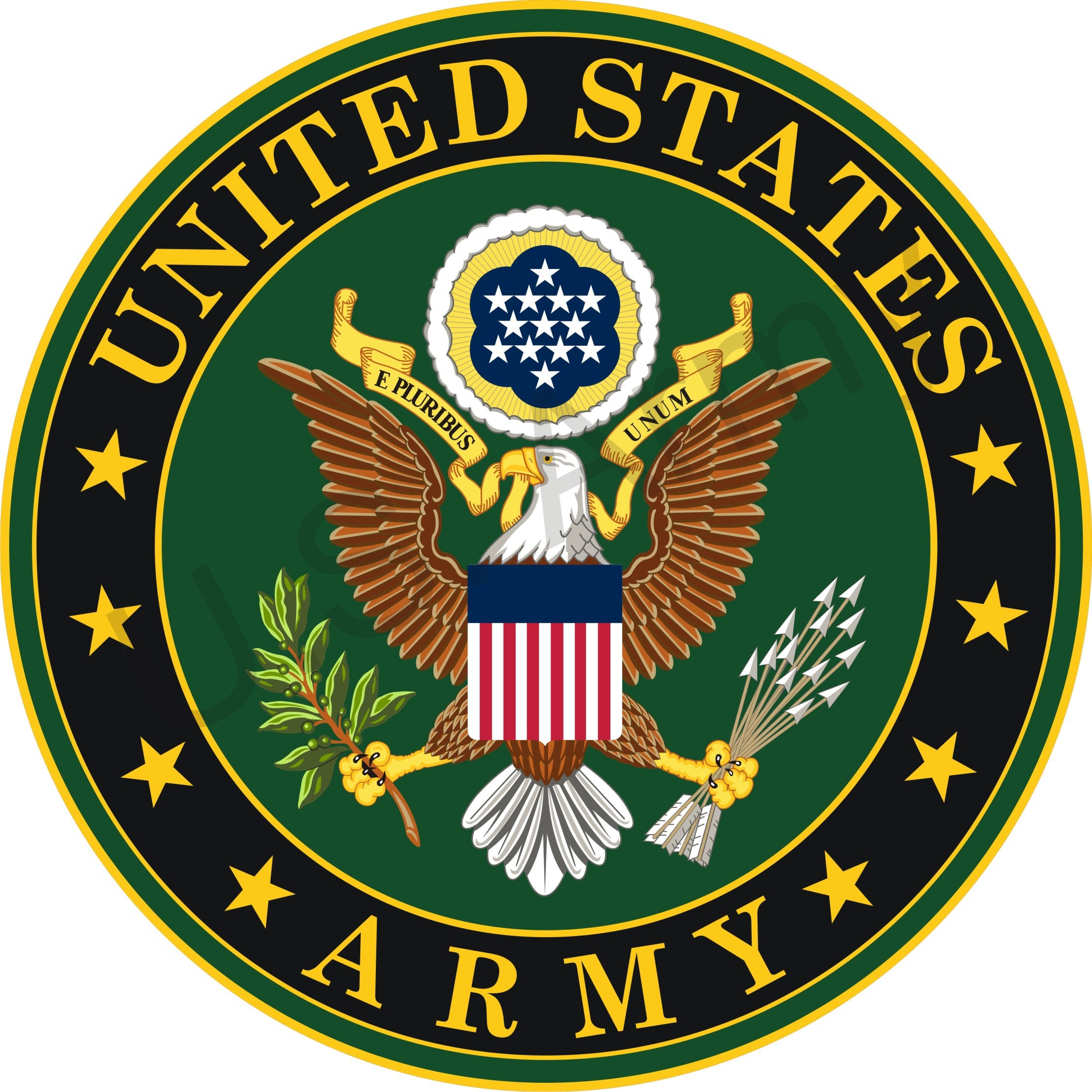 U.S. Army Logo Clip Art