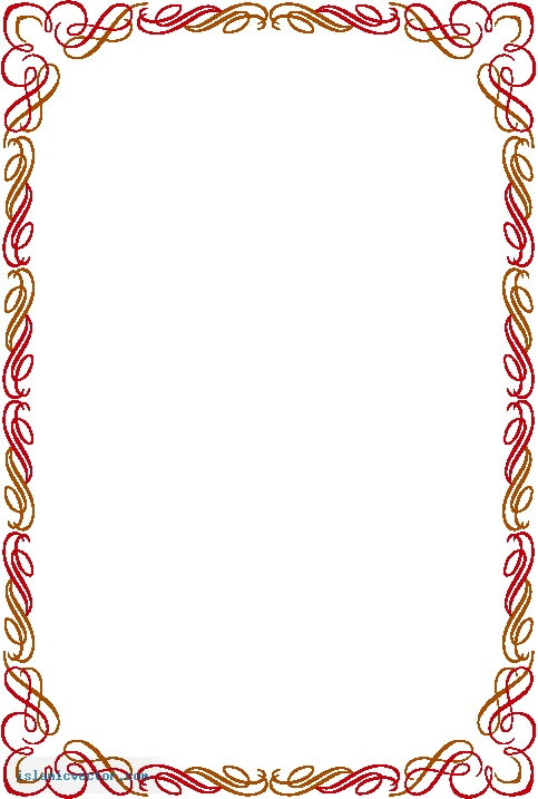 Vector Islamic Borders Frames