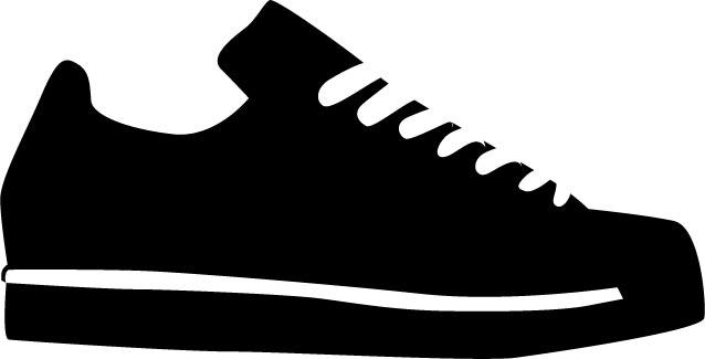 Police Running Shoe Font