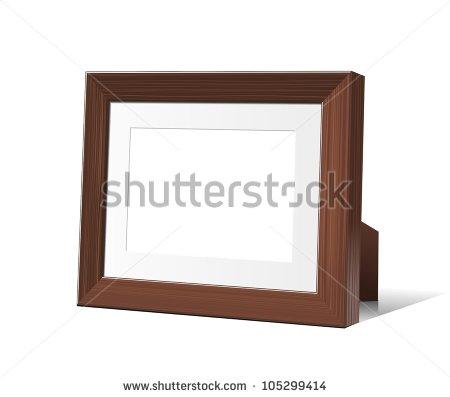 Wood Picture Frame Desktop