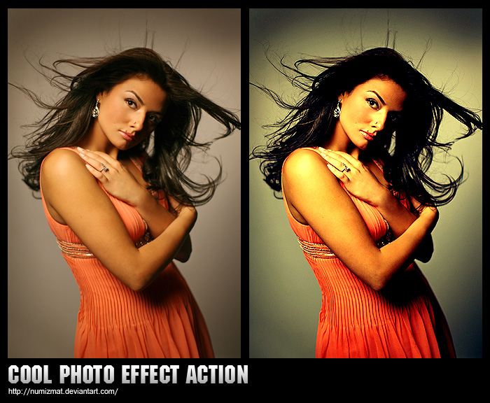 Action Cool Photoshop Effects