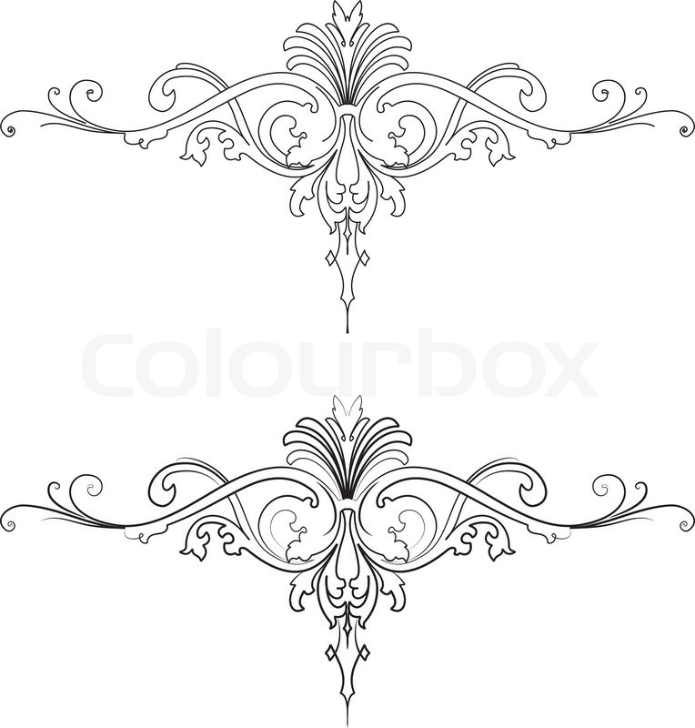 14 baroque design elements images baroque design element for Baroque architecture elements