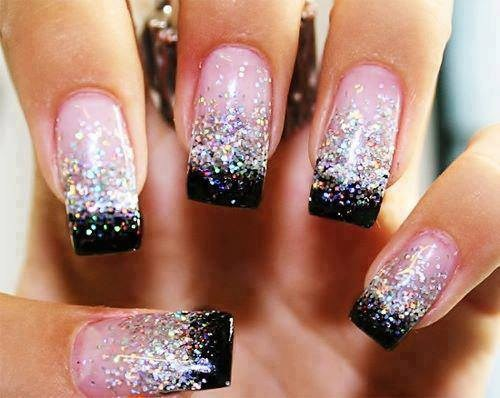 11 Cute New Year's Nail Designs Images