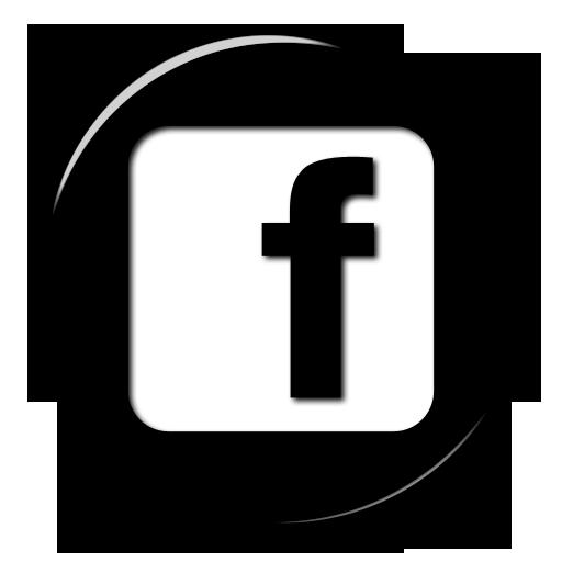 12 Black Facebook Logo Vector Images - Facebook Logo Black ...