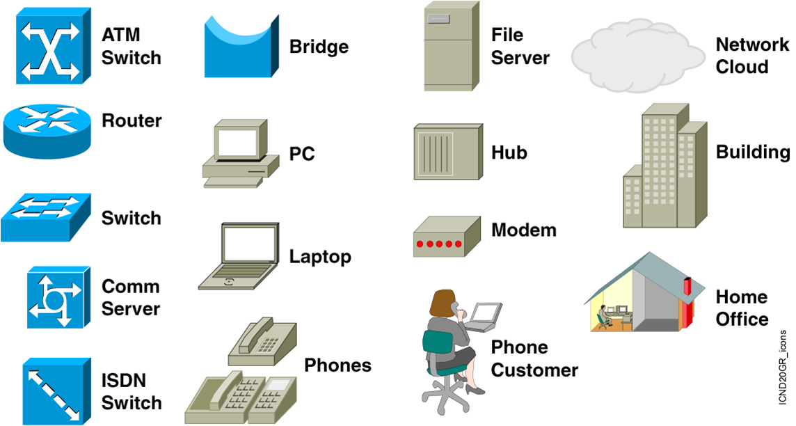 14 Cisco Server Icon Images