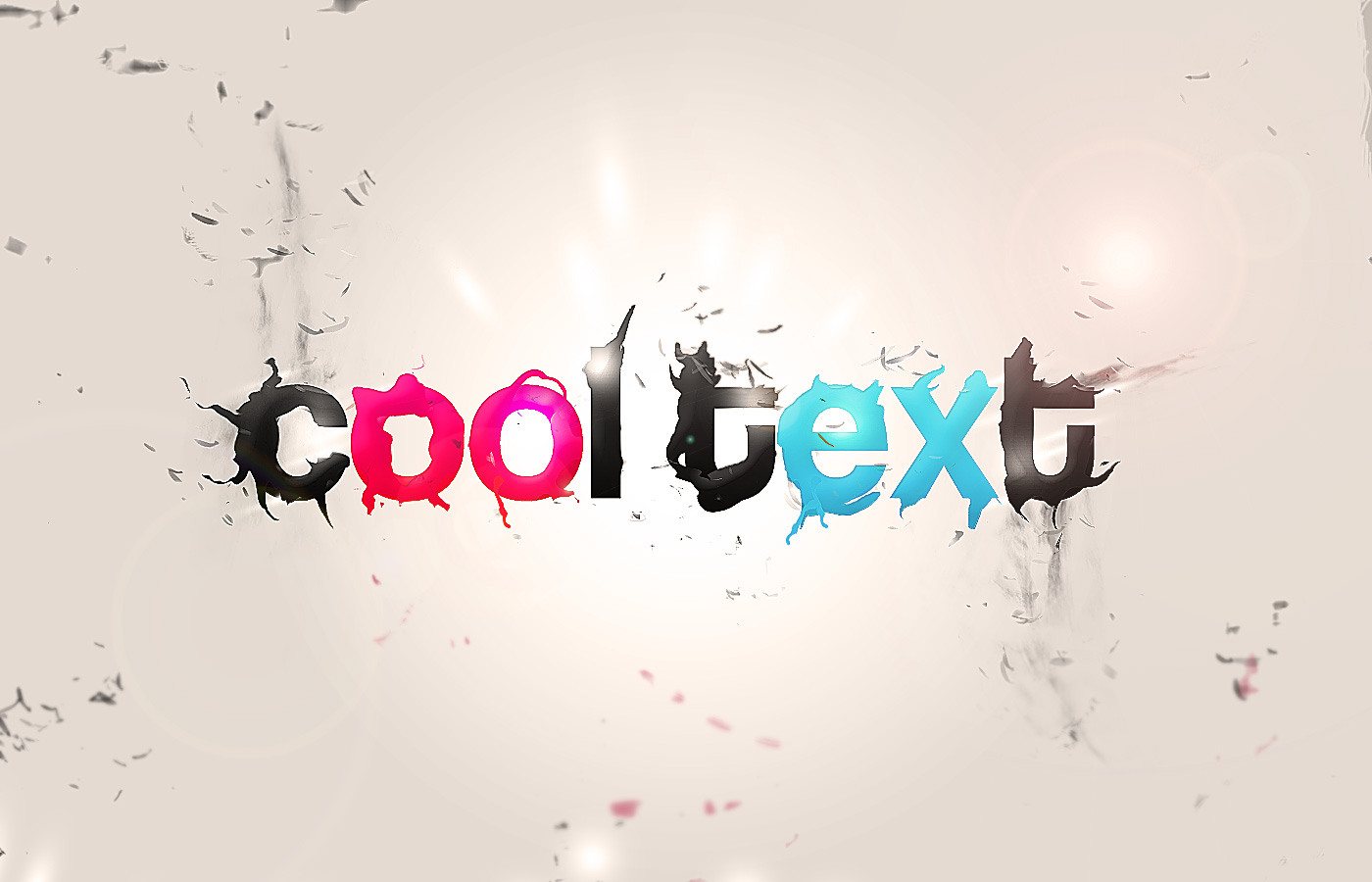 Cool Photoshop Text Effects Tutorials
