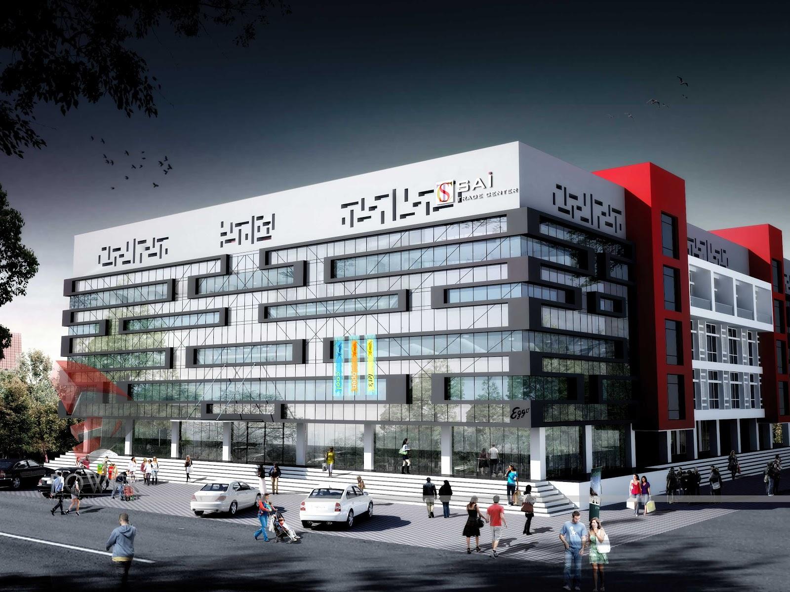 Corporate Office Building Design