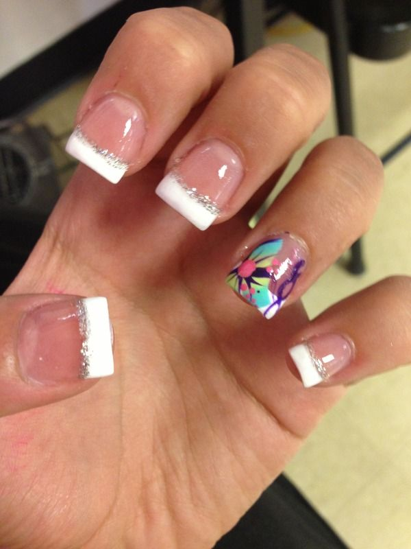 Cute Acrylic Nail Designs Prom