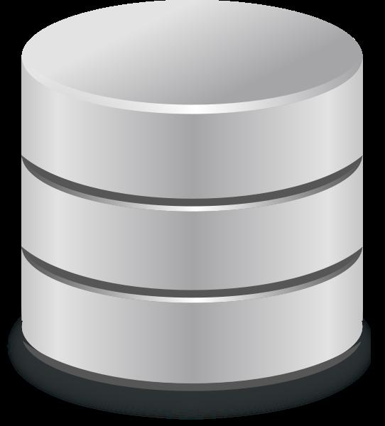 Database Symbol Clip Art