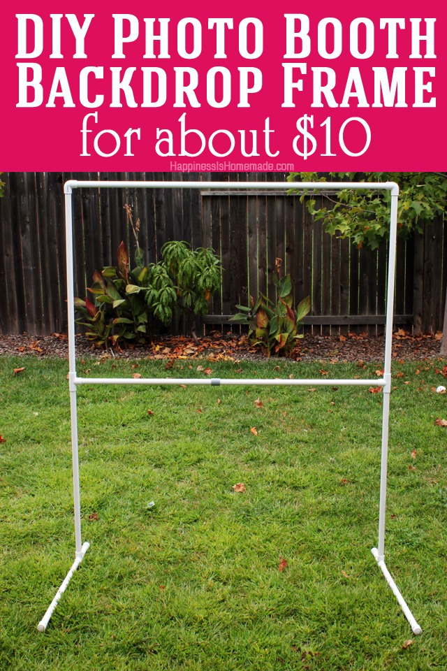 16 DIY Photo Booth Backdrop Ideas Images