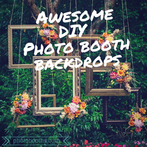 16 Diy Photo Booth Backdrop Ideas Images Diy Photo Booth