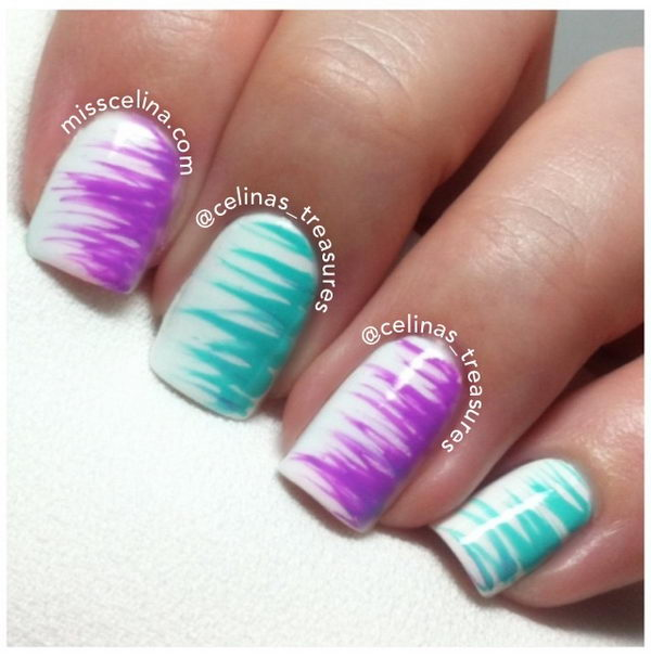15 Simple Nail Designs For Beginners Images