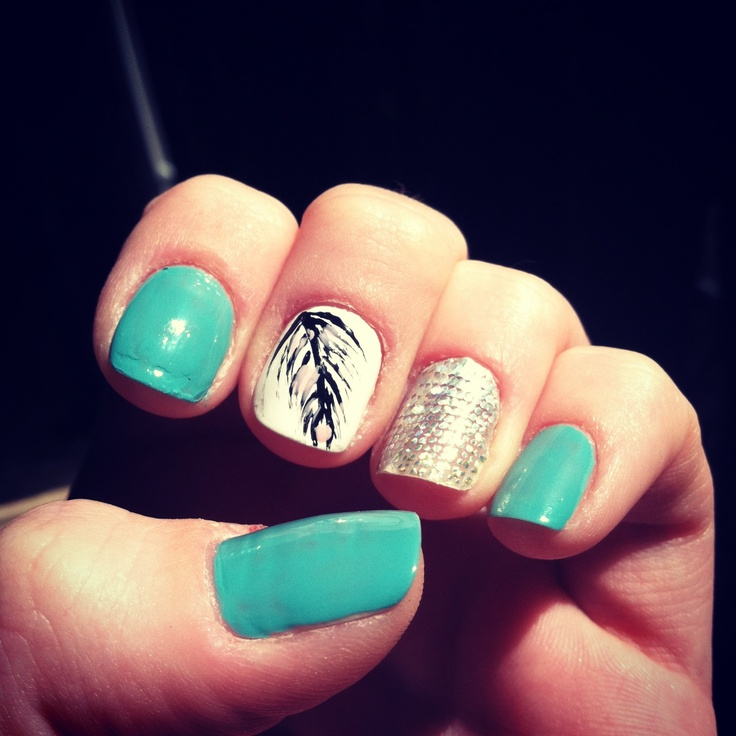 Feather Design Nails Design And House Design Propublicobono