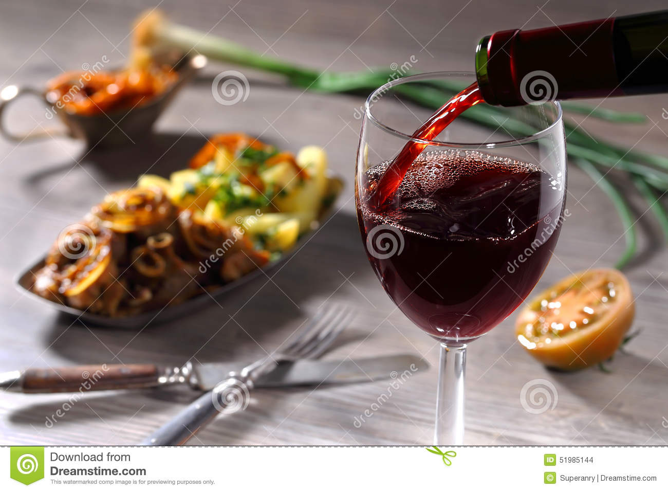 9 Wine Food Stock Photo Images