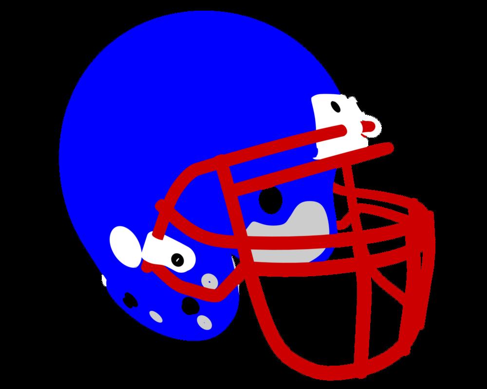Football Helmet Design Template