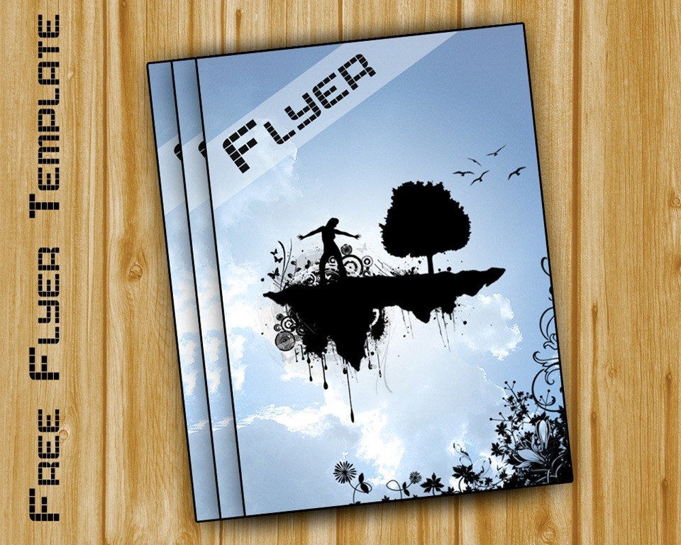 Free Flyer Design Templates PSD