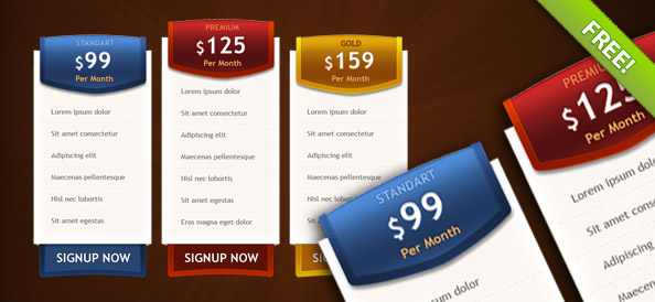 Free PSD Templates Download