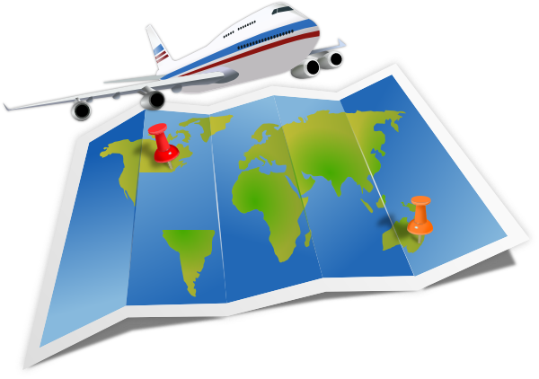 Free Travel Clip Art