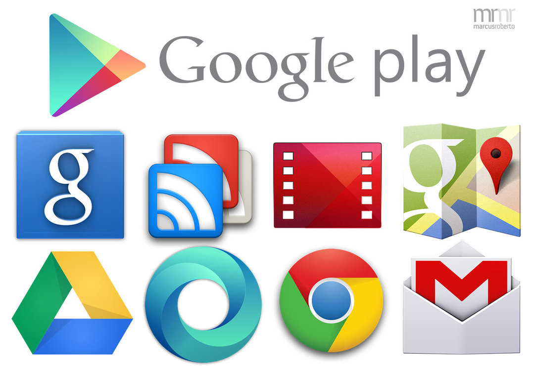 11 Google Icons Free Images