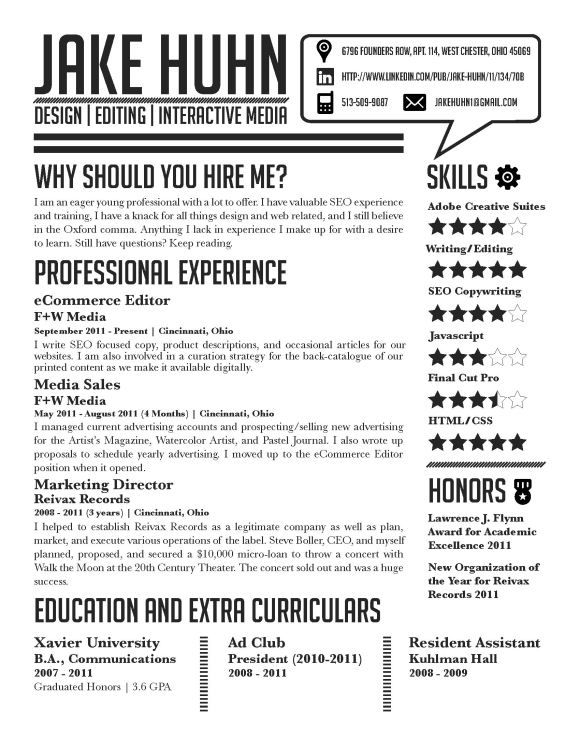 12 Graphic Design Resume Ideas Images Creative Graphic Design