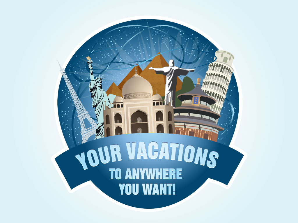 Holiday Travel Clip Art