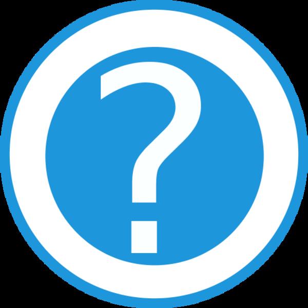 Icon Question Mark Clip Art
