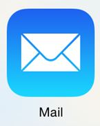 iPad Mail Icon