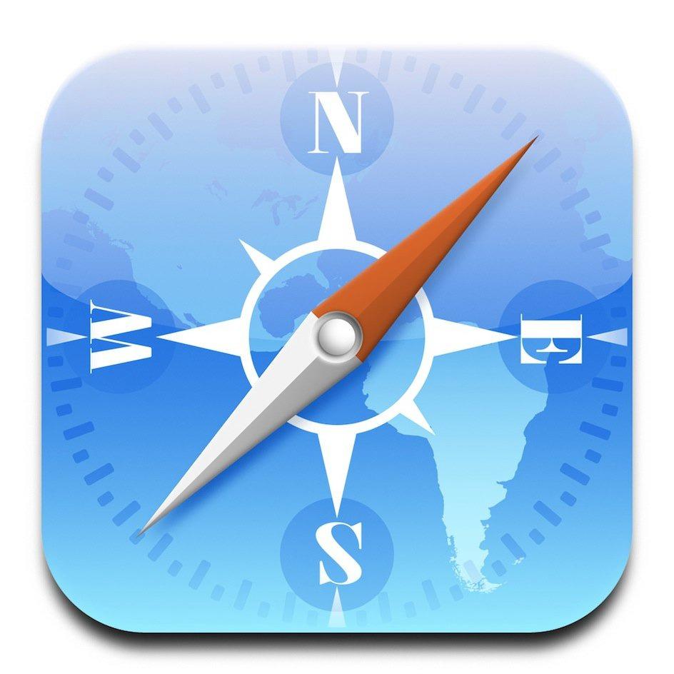 iPhone Safari Icon