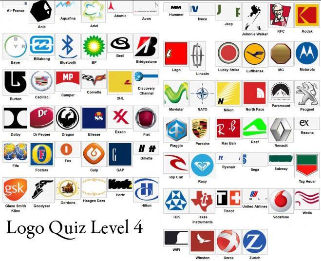 logo quiz bilder