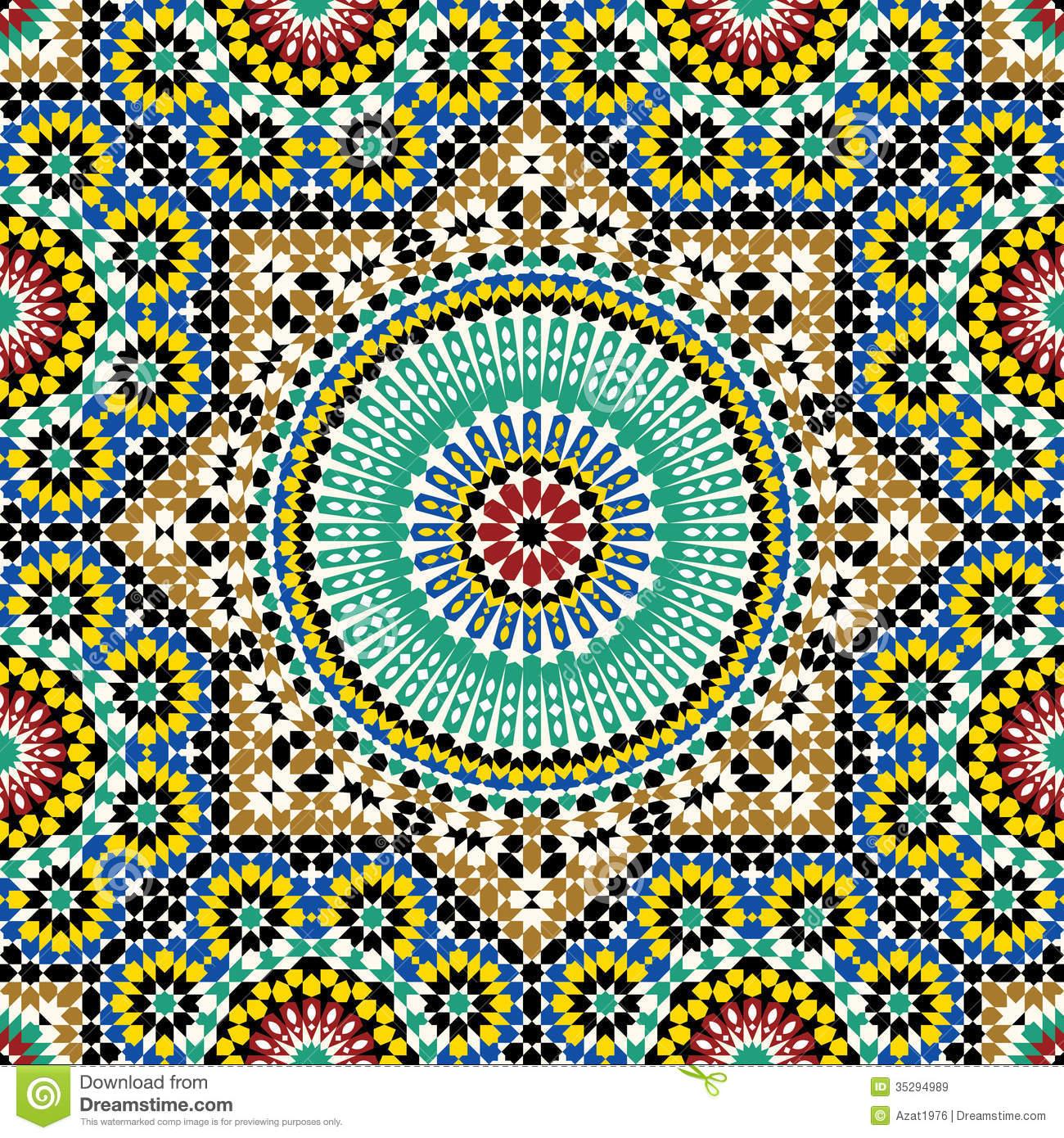 16 Moroccan Graphic Design Images Moroccan Print Designs