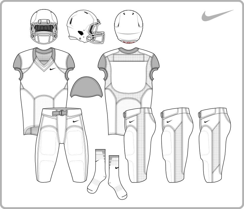 14 football helmet template photoshop psd images
