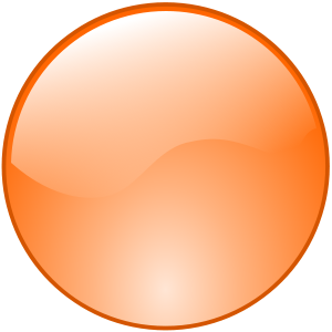 12 Orange Button Icon Free Images