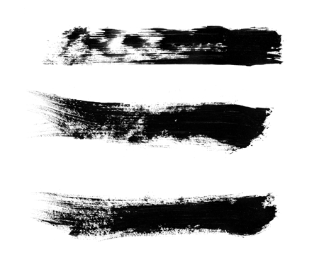 9 Rough Circle Photoshop Brush Images