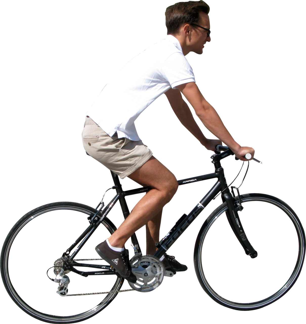 17 Photoshop Cut Out Cyclist Images - Cut Out People ...