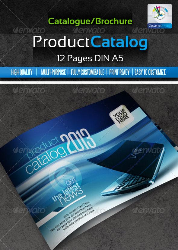 Product Catalog Templates Free Zrom