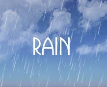 Raindrop Photoshop Brush