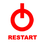 9 Restart Computer Icon Images