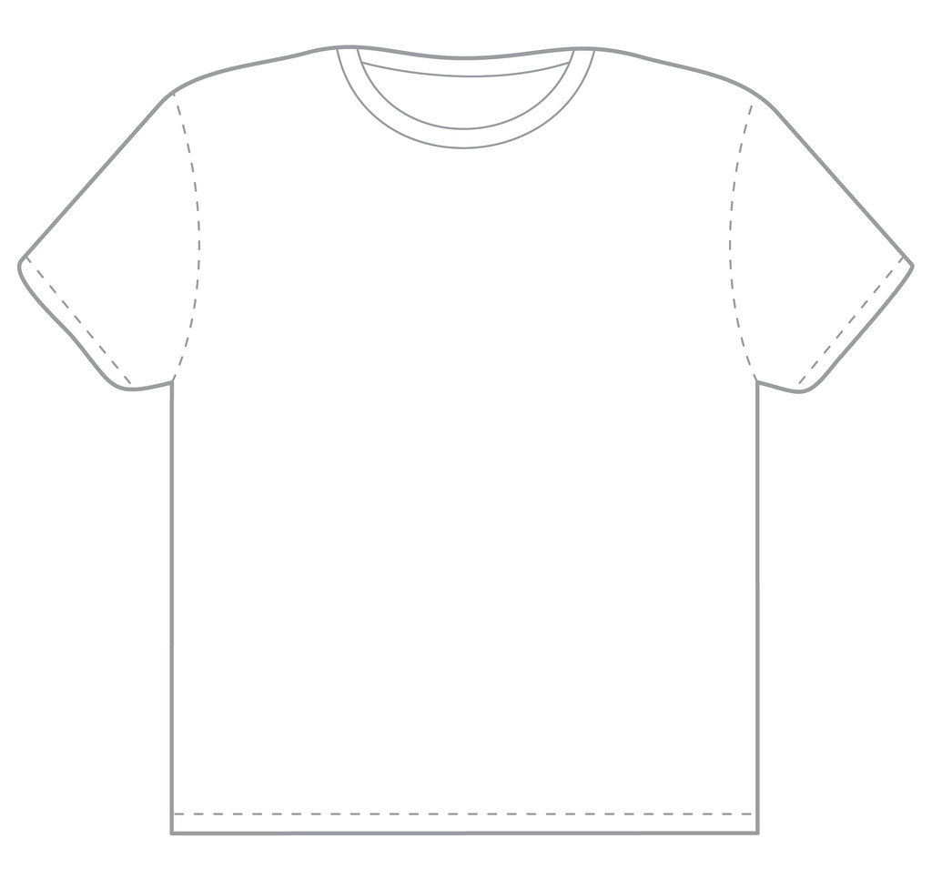 Shirt Template Photoshop