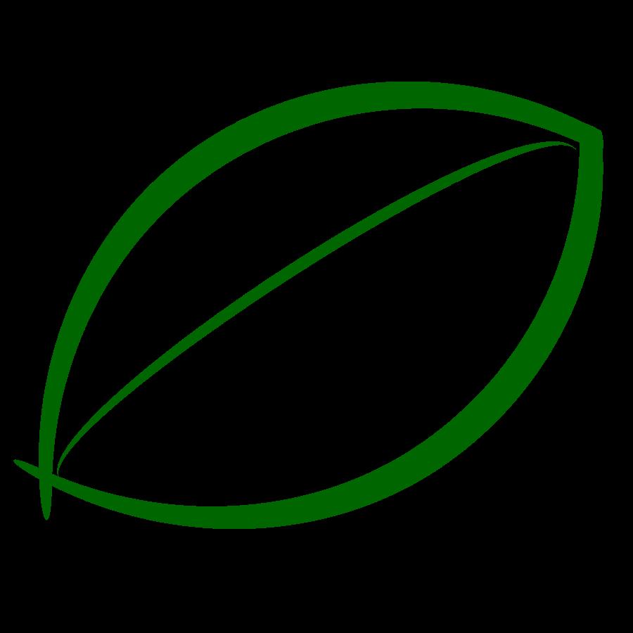 Small Green Leaf Clip Art