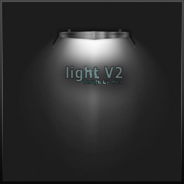 15 Spotlight Art PSD Images