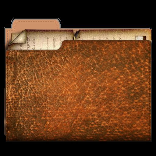 Steampunk Documents Folder Icons Mac