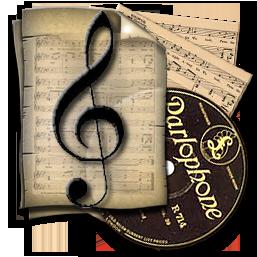 Steampunk Music Icon