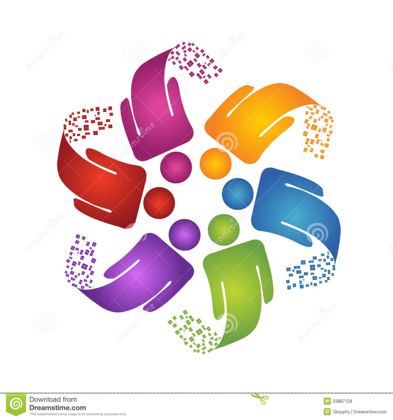 Teamwork Logo Design Free