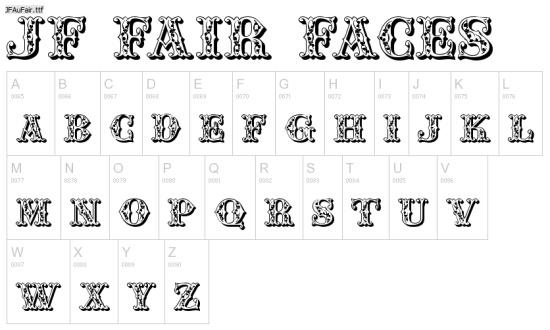 Vintage Fonts Free Download