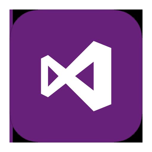 15 Visual Studio Icon Metro Style Images